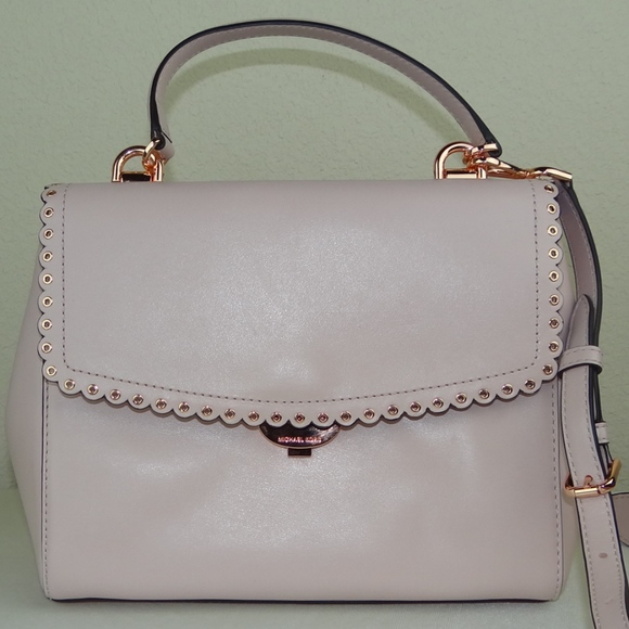d2315210ce2f MICHAEL KORS AVA MD TH SATCHEL